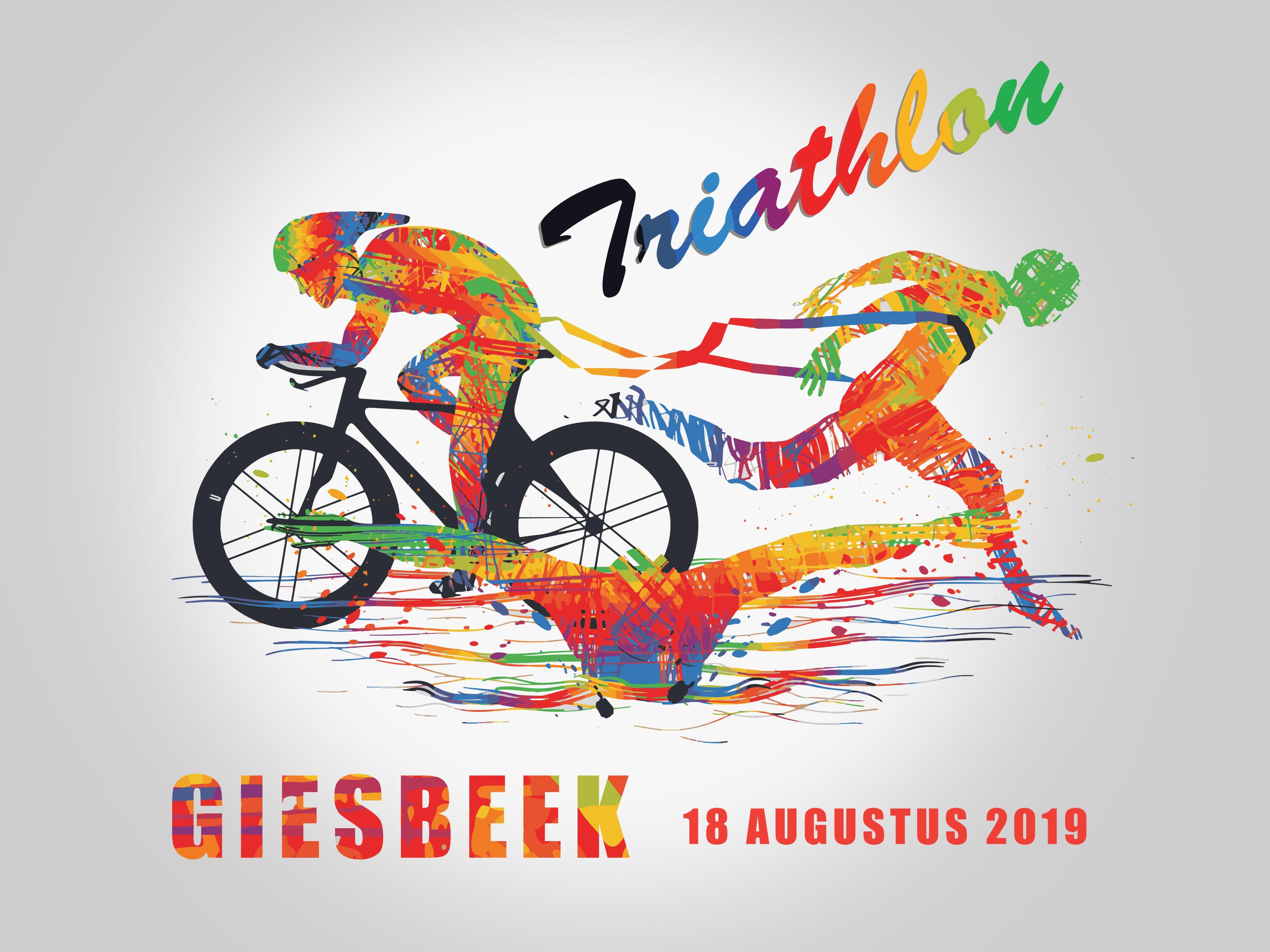 Giesbeek Triathlon, 18 augustus 2019
